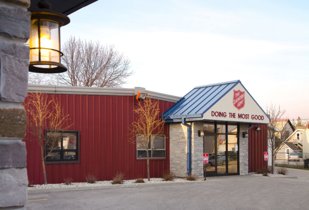 The Salvation Army of Fond du Lac | 237 N Macy St, Fond du Lac, WI 54935 | (920) 922-8200